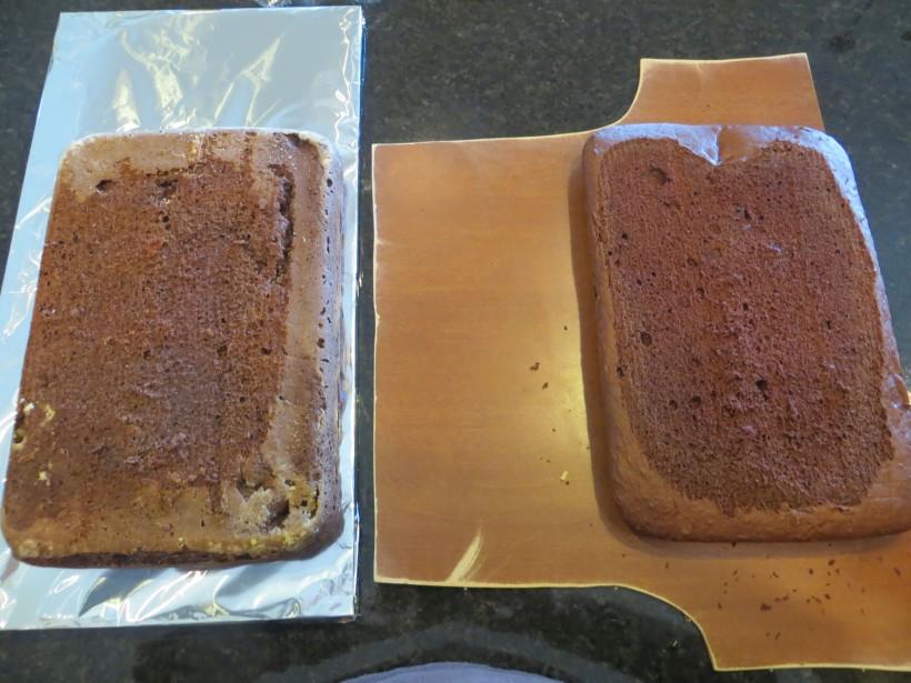 Creeper cake 1