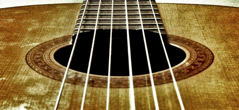 Aging Guitar