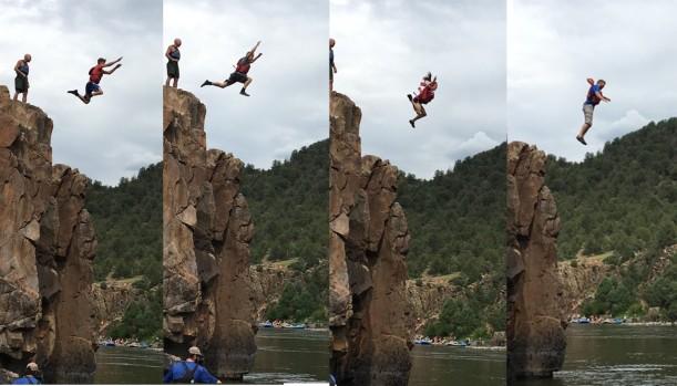 cliff jump copy